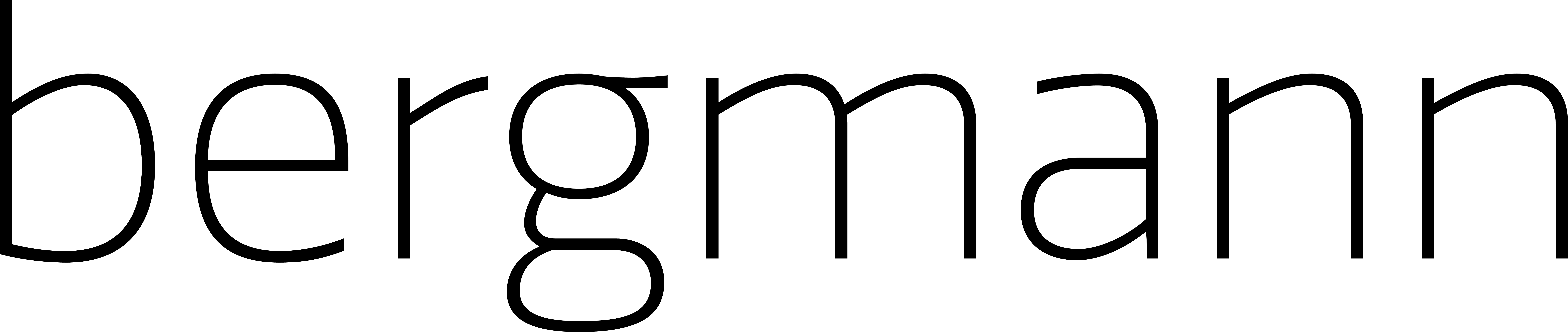 Bergmann – Agentur für Möbel und Interieur Logo